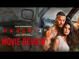 Baaghi 2 Movie Review | Disha Patani, Tiger Shroff