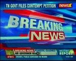 Fresh petition over Cauvery dispute judgement; TN files contempt petition in SC against centre