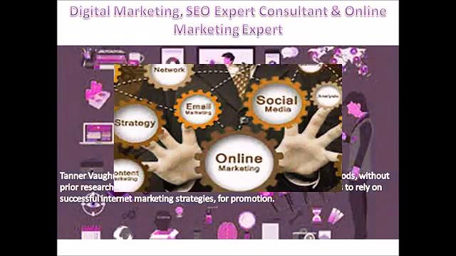 Digital Marketing,SEO Expert Consultant & Online Marketing Expert