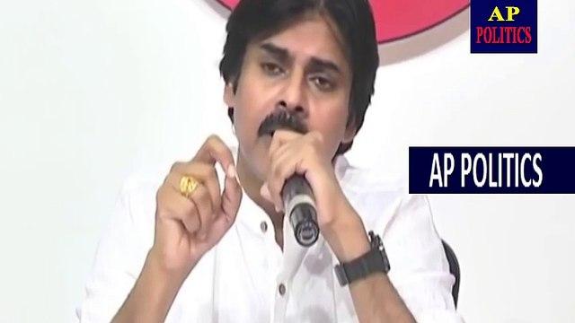 Pawan Kalyan About KCR _ Pawan Kalyan about Third Front Pawan Kalyan Welcomes Third Frot-AP Politics