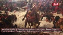 """Le tableau """"La Bataille de Nancy"""" est actuellement au Musée du Louvre à Paris"""