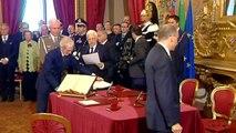Italiens neue Regierung vereidigt | Journal