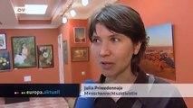Russland: Einsatz für die Menschenrechte | Video des Tages