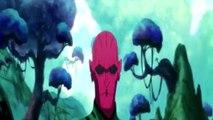 Green Lantern - Emerald Knights (Full Movie) part 1/2