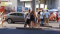 Berlin-Tourismus: Checkpoint Charlie | 20 Jahre Mauerfall