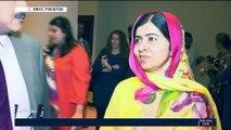 Pakistan: Malala Yousafzai s'est rendu dans sa vallée natale de Swat