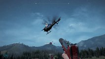 Far Cry® 5 Pastor Steals Helicopter
