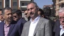 """Adalet Bakanı Gül: """"40 Yıllık Bir Terör Örgütüyle, 2 Yıllık Mücadele Sonrası Bu Örgütü Bitirdik..."""