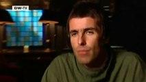 Oasis-Frontmann Liam Gallagher  | Euromaxx - Fragebogen
