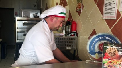 Christopher Pacaud MD Pizza