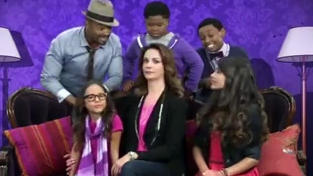 The Haunted Hathaways S02E09 Haunted Rapper