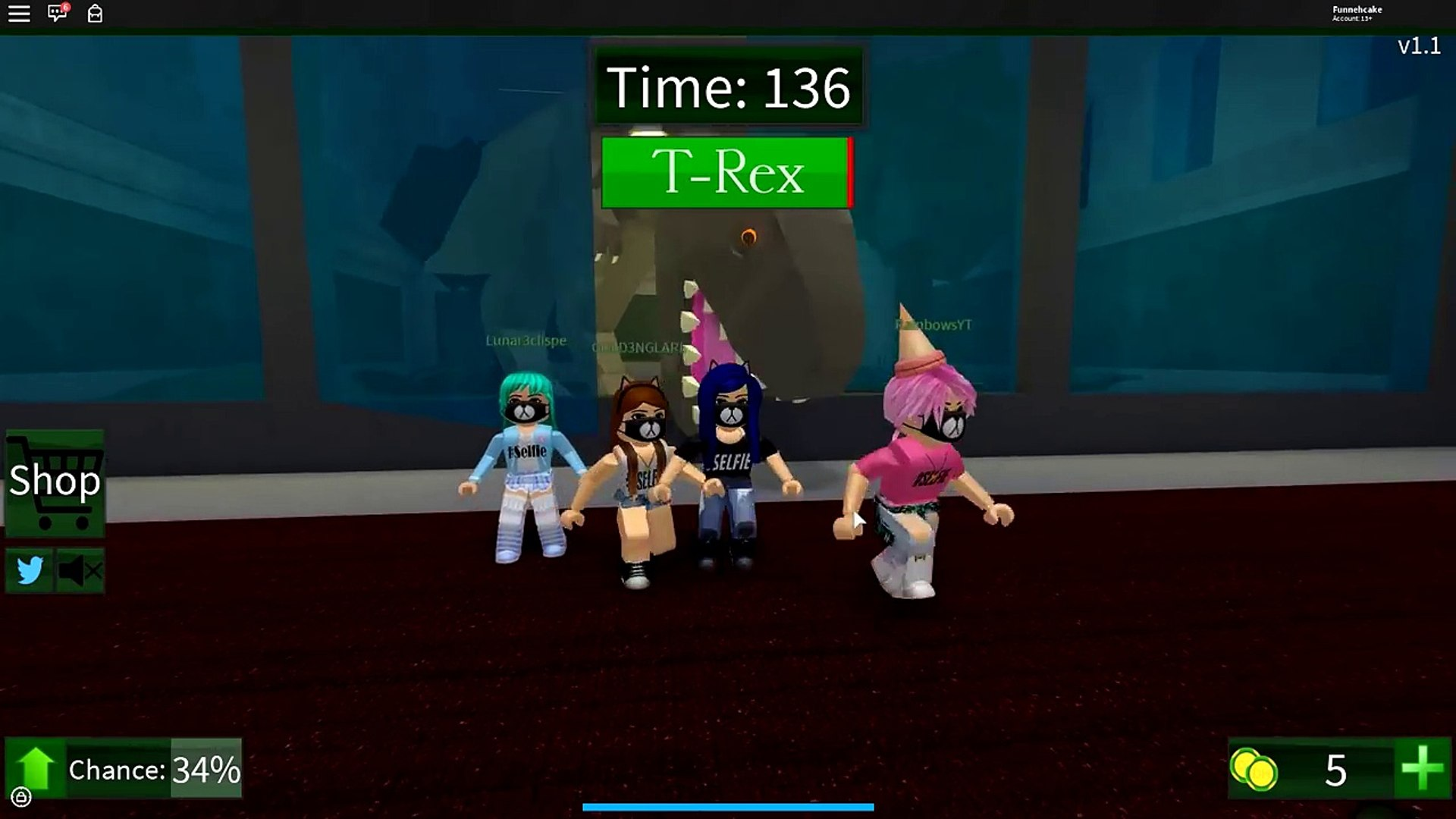 Playing The Most Random Games On Roblox Video Dailymotion