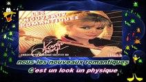 Karen Cheryl - Les nouveaux romantiques KARAOKE / INSTRUMENTAL