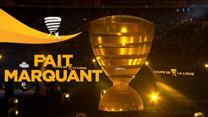 Le show d'ouverture de la finale de la Coupe de la Ligue 2018
