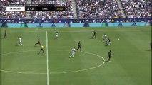 MLS : L'incroyable but de Zlatan Ibrahimovic pour son 1er match en MLS avec le Los Angeles Galaxy