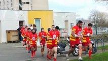 RCM - Rugby Club du Mans contre Rugby Olympique Choletais
