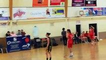 jscoulaines basket contre SGVB - Saint Georges Vendée Basket