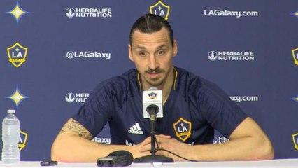 Galaxy fans wanted Zlatan, so I gave them Zlatan - Ibrahimovic