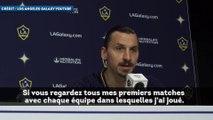 Ibrahimovic a voulu donner du Zlatan aux supporters des Los Angeles Galaxy