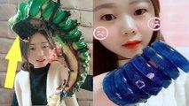 MEOGBANG BJ  COMPILATION-CHINESE FOOD-MUKBANG-challenge-Beauty eat strange food-asian food-NO.106