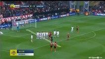 Clement Grenier SUPER Goal HD - Guingamp 1-0 Bordeaux 01.04.2018