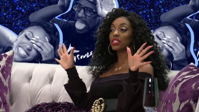 """RHOA: Was Porsha Williams on a """"Date"""" with Rickey Smiley? (S10, E19) 