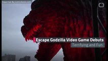 'Godzilla' Rampages In New Escape Game