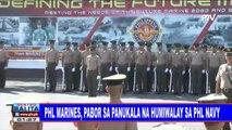 PHL Marines, pabor sa panukala na humiwalay sa PHL Navy