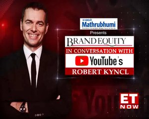 In Conversation With YouTube's Chief Business Officer Robert Kyncl   Brand Equity