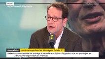 """""""La situation des immigrés ou des réfugiés en France n'est pas satisfaisante"""", Gilles Le Gendre, député LREM de Paris"""