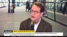 """SNCF : """"Notre désir de concertation est absolument sincère"""", Gilles Le Gendre, député La République en marche"""