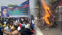 Bharat Bandh : Protesters turn violent as Dalits protest over SC/ST Act | Oneindia News
