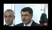 Vasip Şahin'den pasaport açıklaması