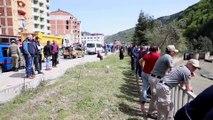 Polis aracının dereye devrilmesi - Polis memuru Ayan'ın cesedi bulundu - TRABZON