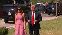 """Trump: """"Il Messico non fa nulla contro i flussi di irregolari verso gli Usa"""""""