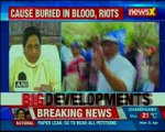 Strict action should be taken against those who spread violence during the protests BSP Chief Mayawati