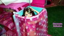 Barbie y sus Hermanas van de Vacaciones #7: Las Hermanas Roberts buscando hadas en el bosque☺