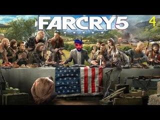 "4# FARCRY5 ""Isla Liberada ""| GAMEPLAY ESPAÑOL"