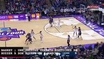 Basket : une joueuse inscrit 2 paniers au buzzer en 2 matchs et devient une star (vidéo)