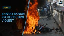 Bharat Bandh- Protests by Dalit organisations turn violent in various parts of the country