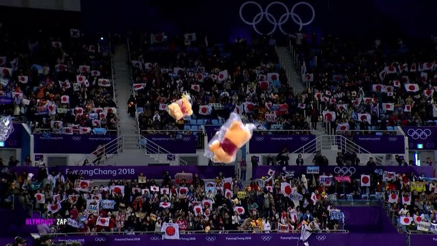 WOG18 - Watts Zap - Best of Olympics - Pooh rain (ESP ITA)
