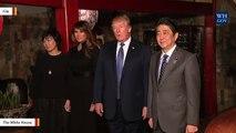 Trump To Meet With Shinzo Abe At Mar-a-Lago