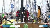 Vendée Globe : Enda O'Coineen boucle son tour du monde en un an et demi