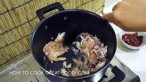 ★★ Paano magluto Chicken Sotanghon Soup Recipe - Tagalog Filipino Pinoy