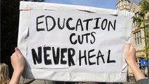KY and OK Public Schools Close As Thousands Of Teachers Strike