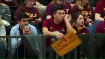 University of Loyola-Chicago Team Welcomed Home as Winners After Final Four Loss