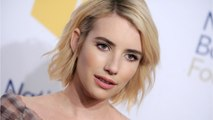 """Emma Roberts Dyes Hair Millennial Pink for """"Paradise Hills"""""""