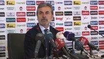 Fenerbahçe Teknik Direktörü Kocaman'ın Açıklamaları