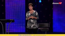Joyce Meyer Ministries - Stay Seated in Gods Supernatural