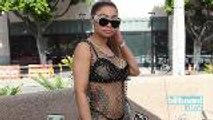 Blac Chyna Caught On Camera Getting Physical With Stroller at Six Flags   Billboard News